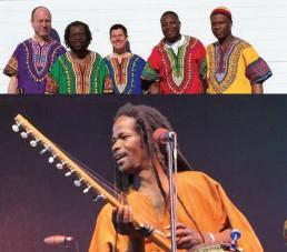 Atimevu, and Tani Diakite w/Afrofunkstars