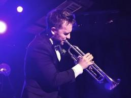 Picture of Benny Benack III on Trumpet